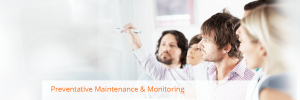 Network Preventative Maintenance and Monitoring